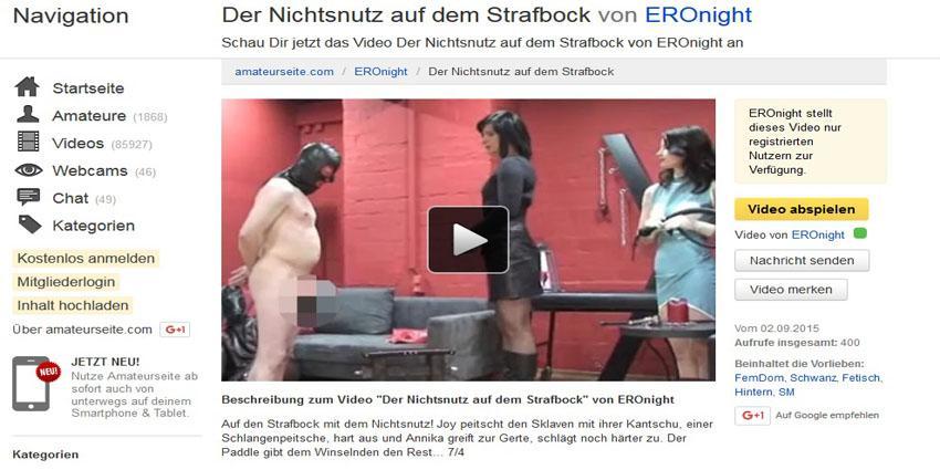 hoden abbinden sexkontakte österreich